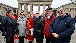 Mitglieder des Sozialverbandes Deutschland